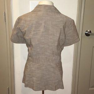 AB Studio Women's Short Sleeve Jacket